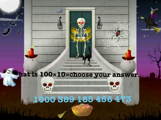 This is amazing I like this game.It has times tables  by Jennivie Cruz