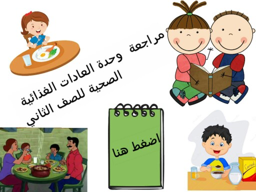 اعداد أ.سميرة العلوي مراجعه وحدة العادات الغذائية الصحية by سميرة العلوي