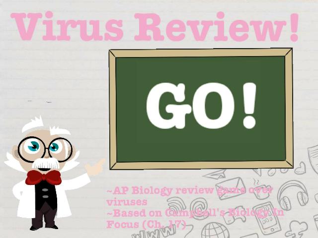Virus Review by Gabrielle Davis