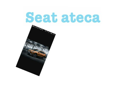 seat ateca  by Gonzalo Albala