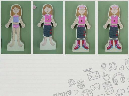 secuencias temporales muñecas by Pedro Díaz