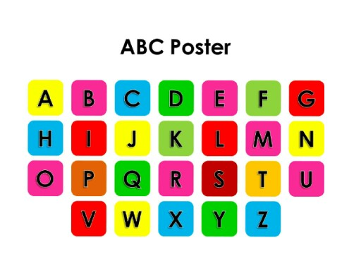 alphabets  by Angie and Jayson Grados