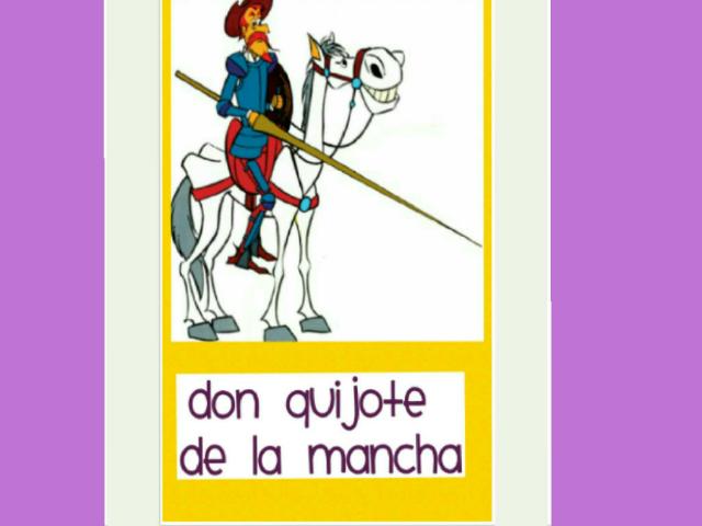 El Quijote I by Eva Garcia Nieto