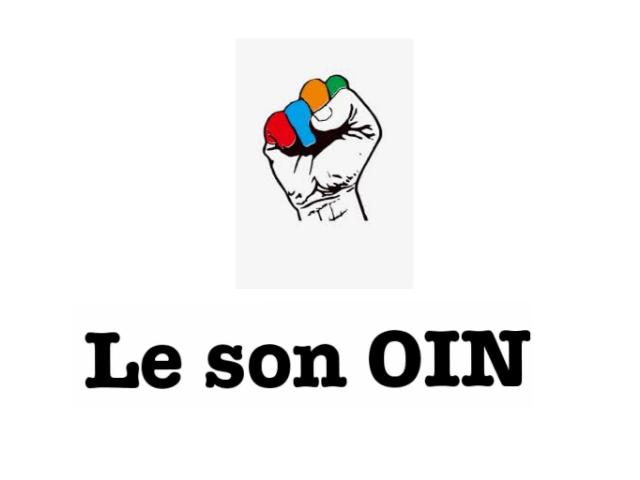 33. Le son OIN by Arnaud TILLON