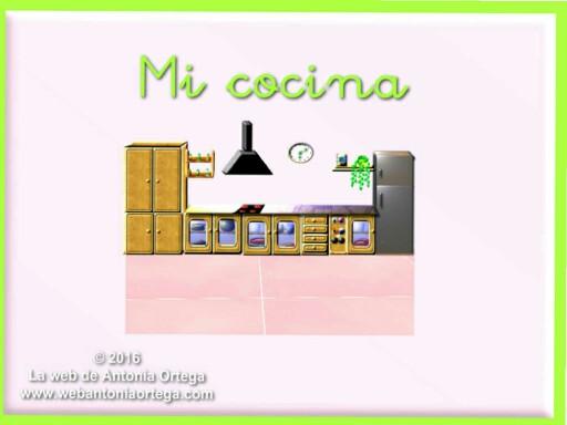 Mi Cocina by Antonia Ortega López