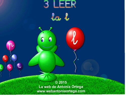 3LEER L by Antonia Ortega López