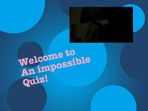 The Impossible Quiz by Riley Noggle