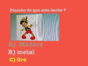 Juego de pinocho by Gerado Daniel Flores Turcios