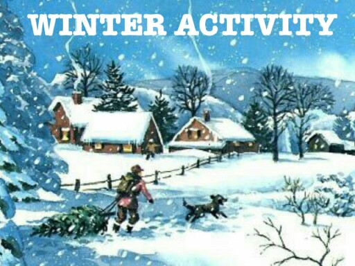Winter a by Andrey Nikolayenko