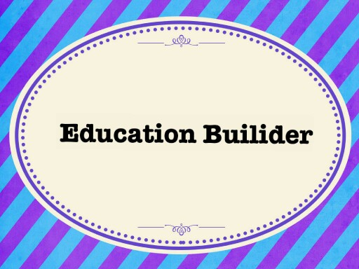 Education Builider (Coming Soon) by Johannes Galarza