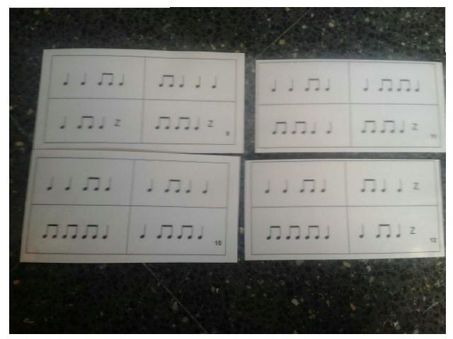 Joc ritmic Pol Àlex Aniol T by Aniol Tarradas