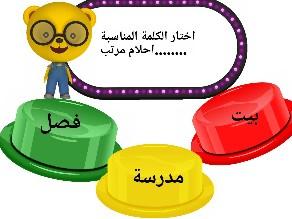 العاب تفاعلية لحرف ( ف ) by امال قدي