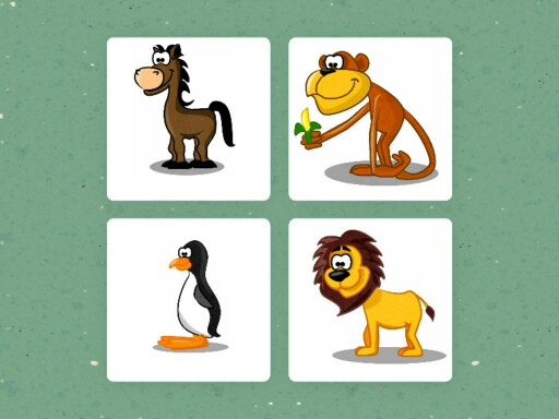 Animals name and animals letters by Sara Albaz