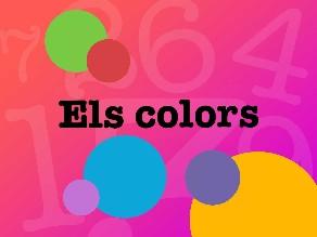 Els colors by Eli Mateu