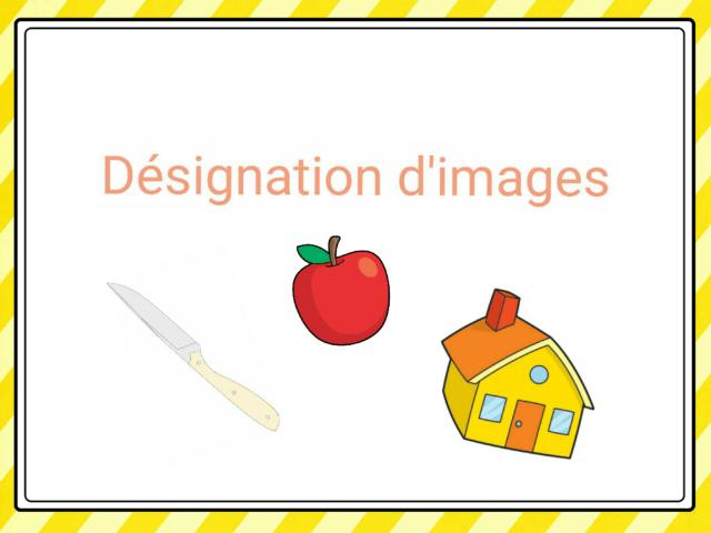 Désignation images  by Morgane Pi