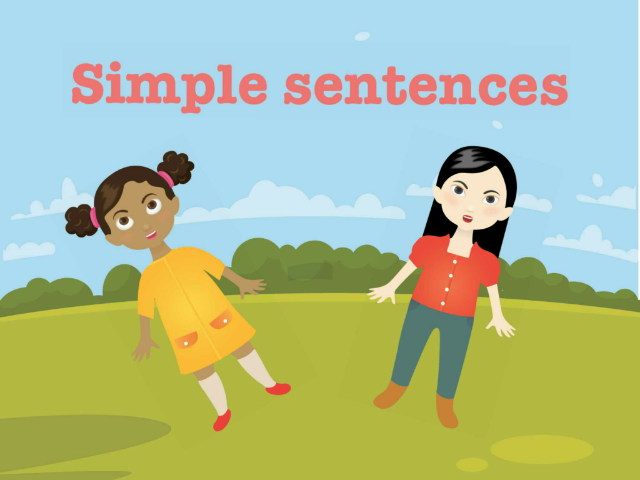 Simple sentencess by Nga Nin Alina Lo
