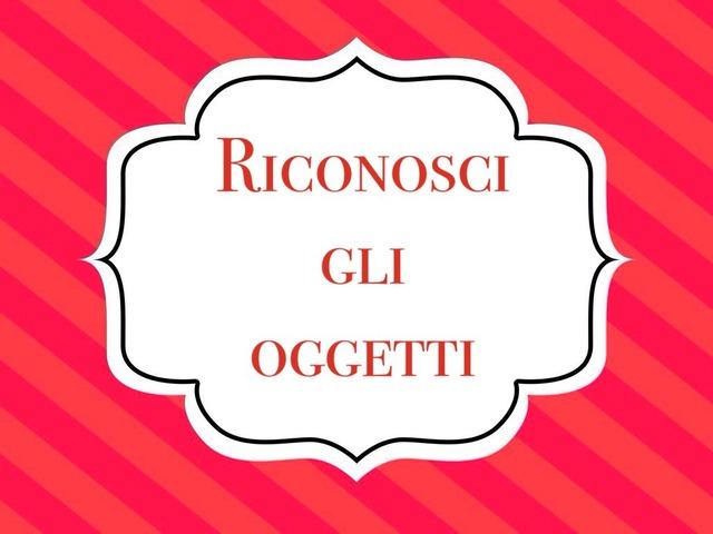 Riconosci Gli Oggetti by Coat Onlus