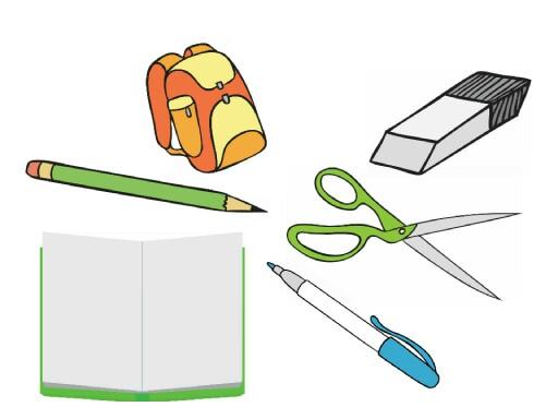 school supplies by Katarzyna Góralczyk