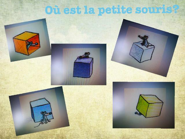 Des prépositions  de lieux  by Canopé Evreux