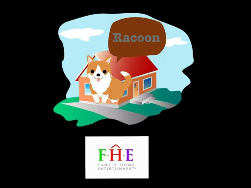 fhe Raccoon by caiadaian video facory jb