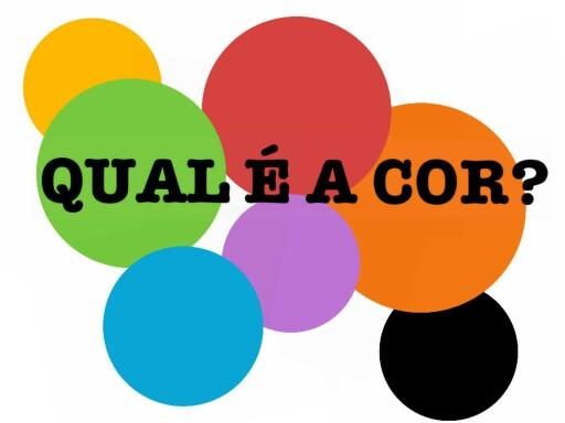 QUAL É A COR by Sofia Weschenfelder