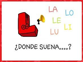 ¿DÓNDE SUENA...L. by Maria Isabel Diaz-ropero Angulo