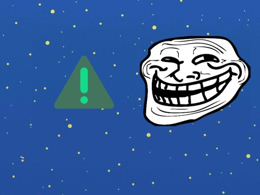 Story of Troll Face  by vivi 2