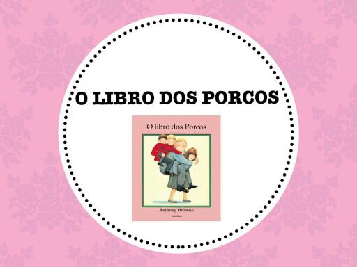 O LIBRO DOS PORCOS by Al mu