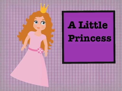 A Little Princess - a story by Andriana Andrijević