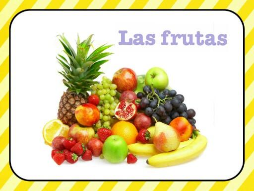 Las frutas by Anahi Alejandra