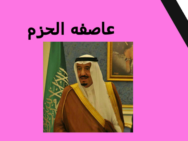 اسئله عن عاصفه الحزم  by جمال رورو