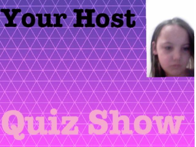Quiz Show by Lauren Conroy - Clark