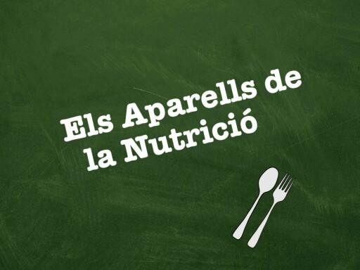 Els Aparells de la Nutrició by Irene Serrano