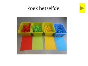 1vorm en 2 kleuren by An Bollein