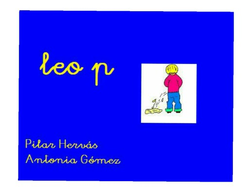 LEO CON LA P by pilitoninas primitivas