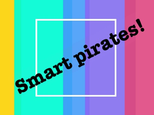 Smart Pirates by erika blanquez