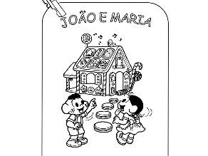 João e Maria by Fga. Camila Louzada