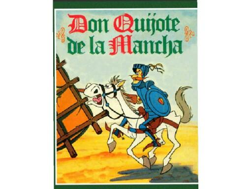 Don Quijote V by Eva Garcia Nieto