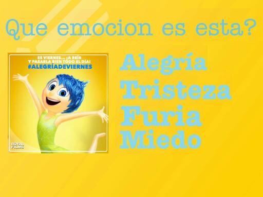 Las emociones by Rocio Del Risco