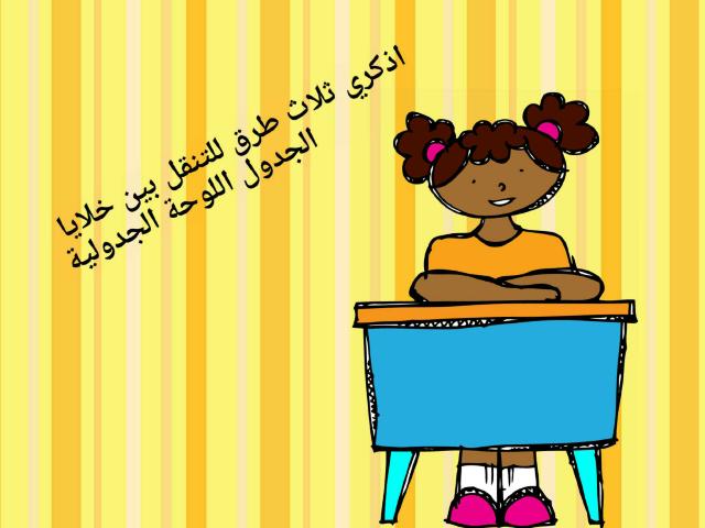 الصف السابع الاسبوع الثاني فصل 2  by zahraa ali