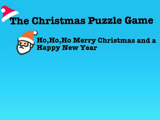 The Christmas Puzzle Game by Twilight Sparkle
