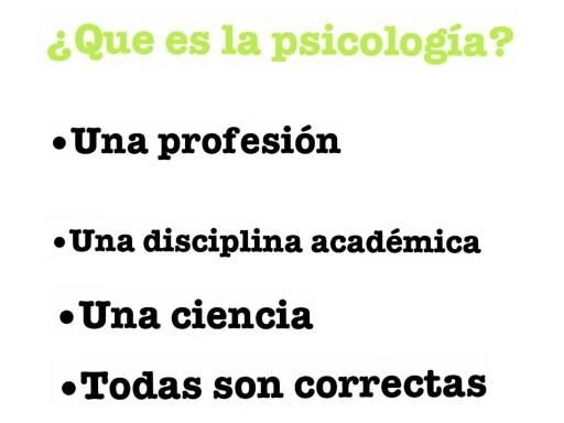 aprendiendo psicologia by Santy Moreno