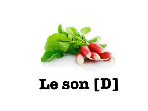 19. Le son [D] by Arnaud TILLON