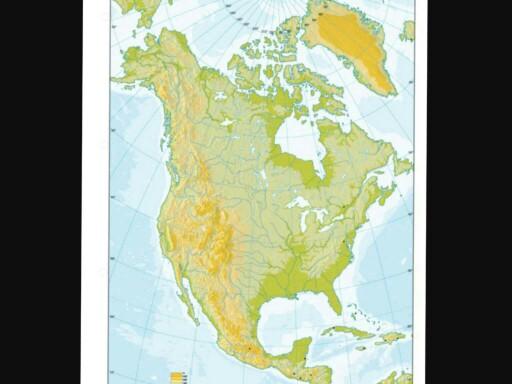 América del nord. Te faran una pregunta i tu has de tocar en el mapa con estiga. by Antonio Miron Guzman