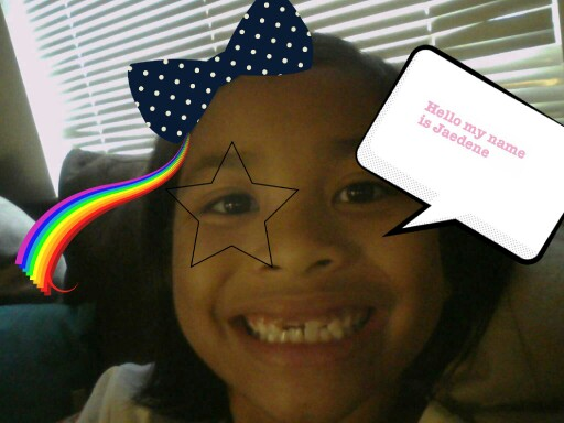 This is what I crated by my self by Jennivie Cruz