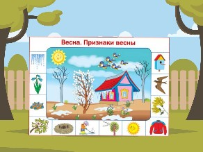 Признаки весны. Показать детям,как меняется мир весной  by Галина Галина