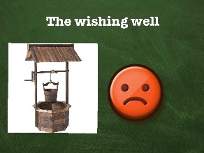 the wishing well (short) by wissie222 is back
