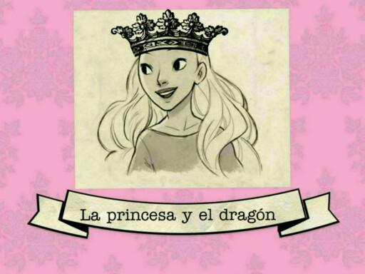 La princesa y el dragón. cuento by Coni Cid