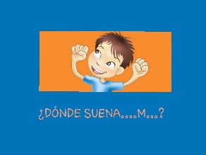 DONDE SUENA  M by Maria Isabel Diaz-ropero Angulo