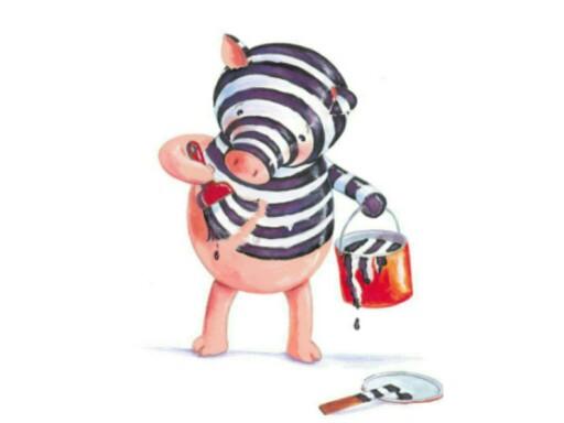 Os Porcos não podem voar. by Ines Moreira